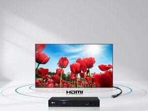 Smart Tivi LG 55 inch 55LJ550T kết nối đa dạng