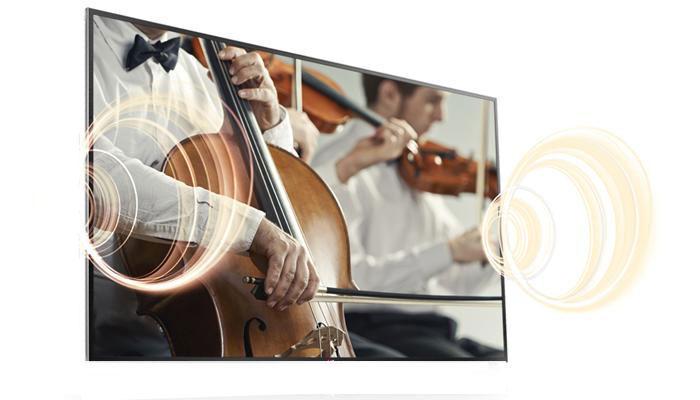 Smart Tivi Panasonic 4K 55 inch TH-55FX600V âm thanh chất lượng