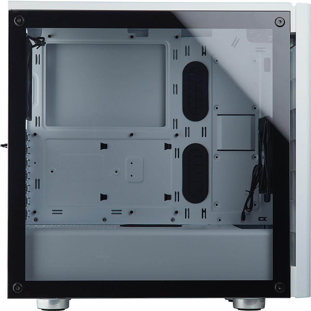 Thùng máy Case Corsair 275R Tempered Glass (CC-9011133-WW) (Trắng)