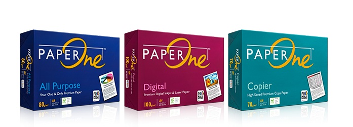 Giấy A4 (Papper One 80g)