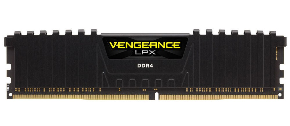 Bộ nhớ DDR4 Corsair 8GB (2666) CMK8GX4M1A2666C16 Ven LPX (1x8GB)