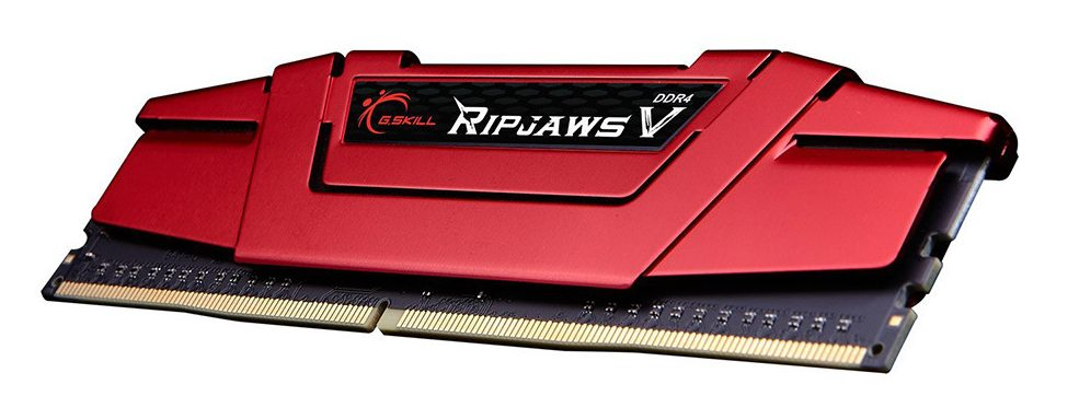 Bộ nhớ DDR4 G.Skill 32GB (2666) F4-2666C15D-32GVR (2x16GB)