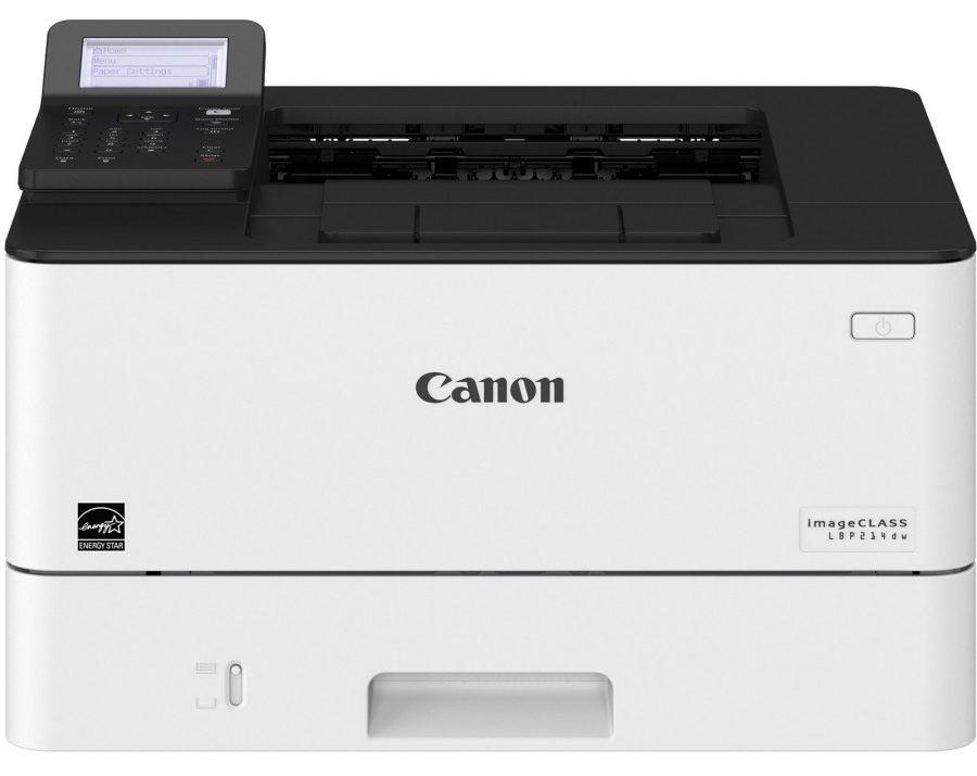 Máy in laser trắng đen CANON LBP214DW thiết kế đẹp mắt phù hợp với mọi đối tượng