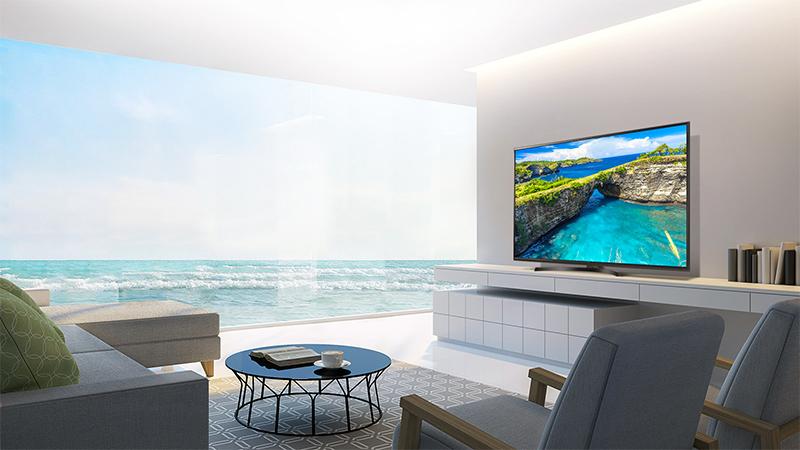 Smart Tivi 4K LG 43 inch 43UK6340PTF phù hợp với mọi thiết kế trong gia đình