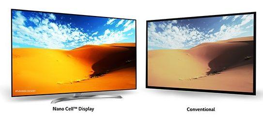 Smart Tivi LG 4K 49 inch 49UK7500PTA được thiết kế công nghệ màn hình tiên tiến