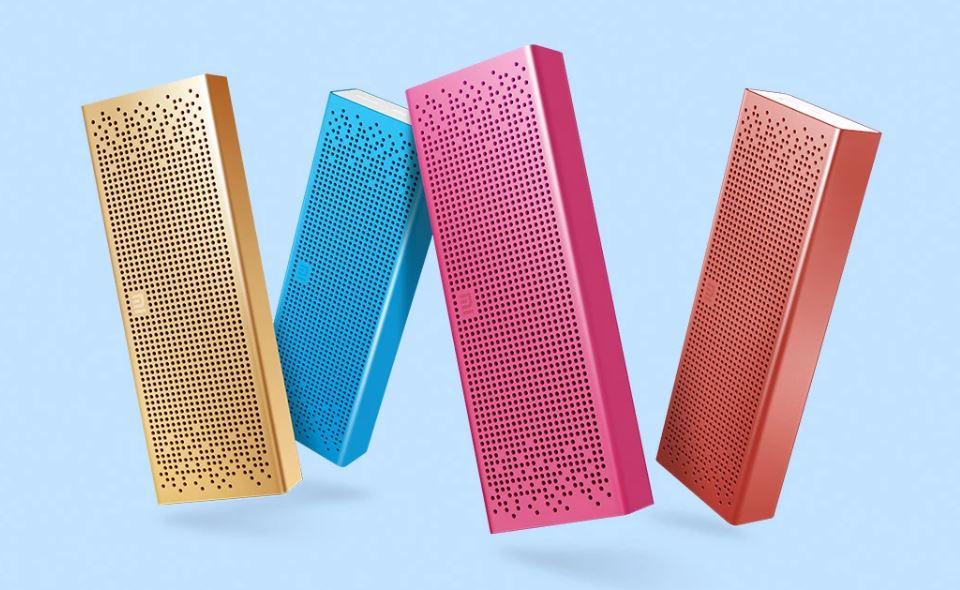 Loa Bluetooth Xiaomi Mi (Vàng)