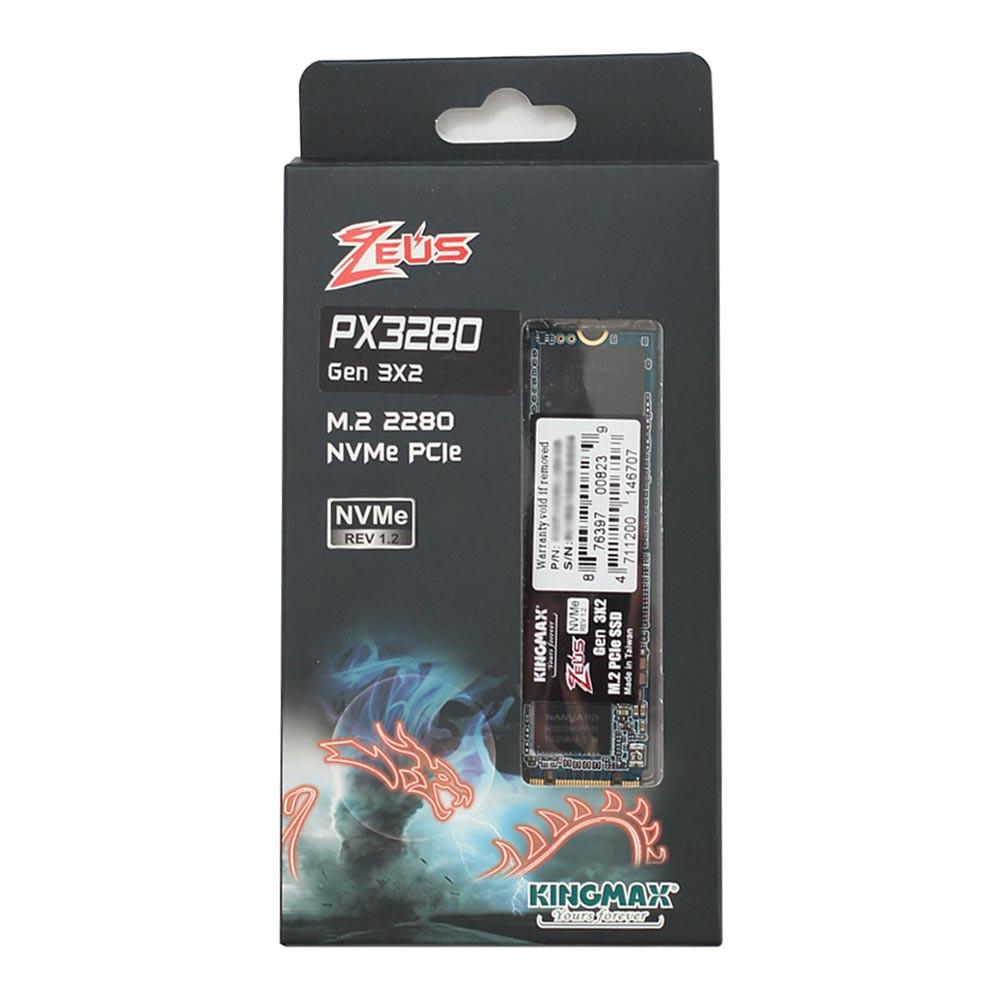 Ổ cứng SSD Kingmax 256GB PX3280 Zeus (M.2-2280)