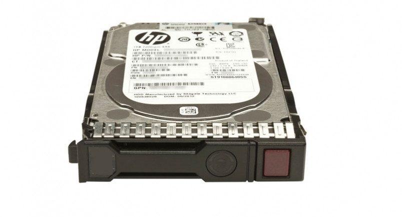 Ổ cứng HDD HP 2.5'' 600GB 12G SAS 10K (781516-B21)