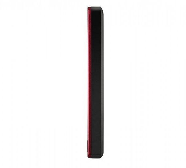 Ổ cứng HDD Seagate 1TB Backup Plus 3.0, 2.5'' (Đỏ)