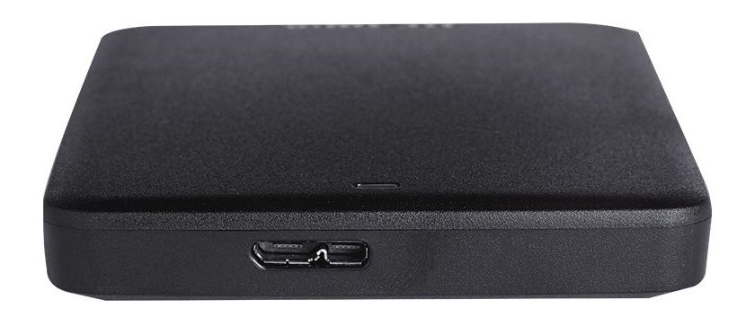 "Ổ cứng HDD Toshiba Canvio Basic 2.5"" 500GB SATA 5Gb/s 5400RPM (HDTB405AK3AA) (Đen)"