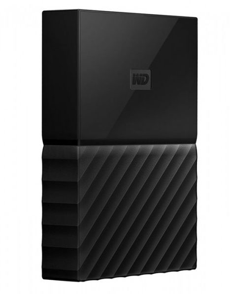 """Ổ cứng HDD WD 1TB Passport 2.5"""", 3.0 (Đen)"""