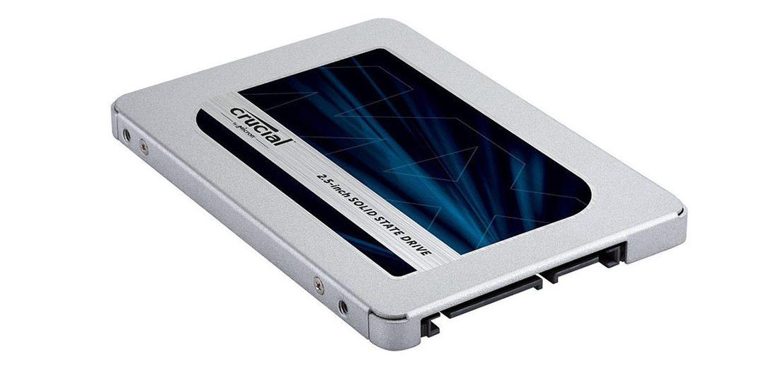ổ cứng SSD Crucial MX500 250GB