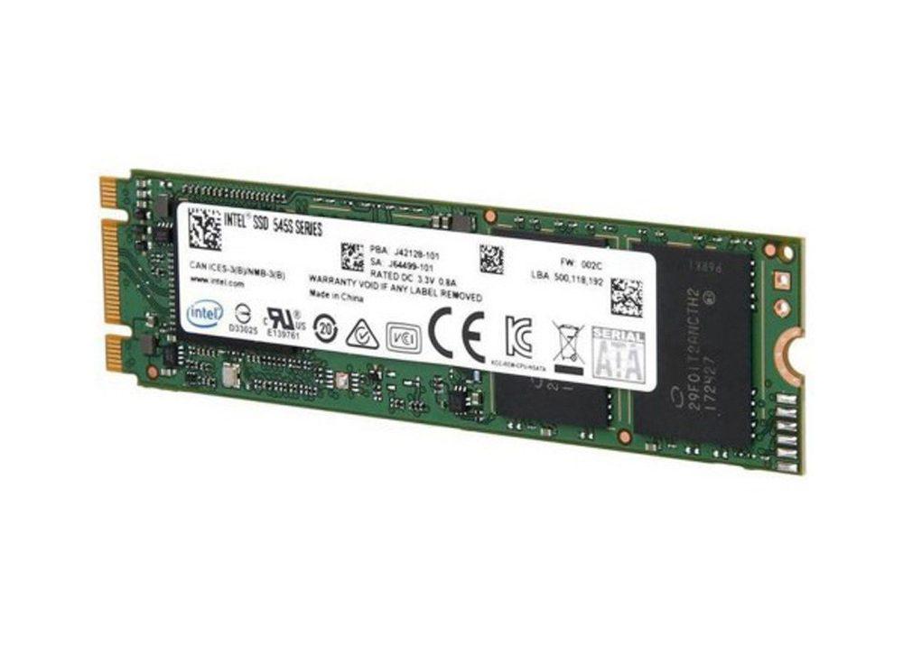 ổ cứng SSD Intel 128GB SSDSCKKW128G8X1 (545s) sử dụng công nghệ M.2