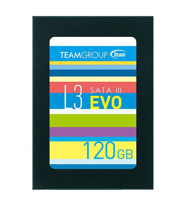"Ổ cứng SSD Team L3 Lite EVO 2.5"" 120GB SATA III 6Gb/s"