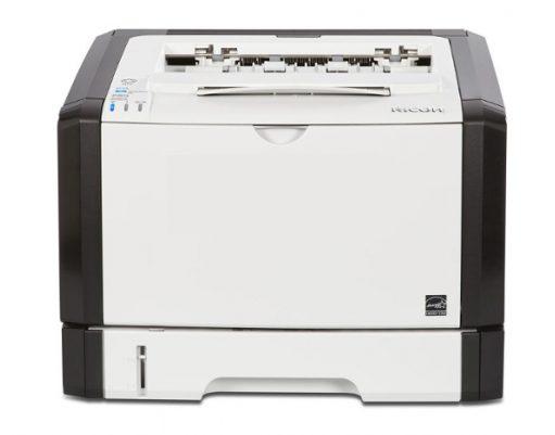 máy in laser trắng đen RICOH SP 320DN