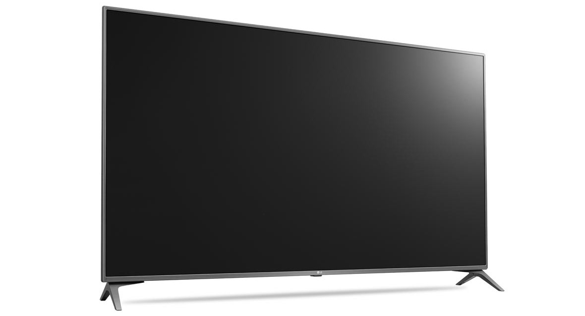 LG UV340C Series 75 inch UHD Commercial TV