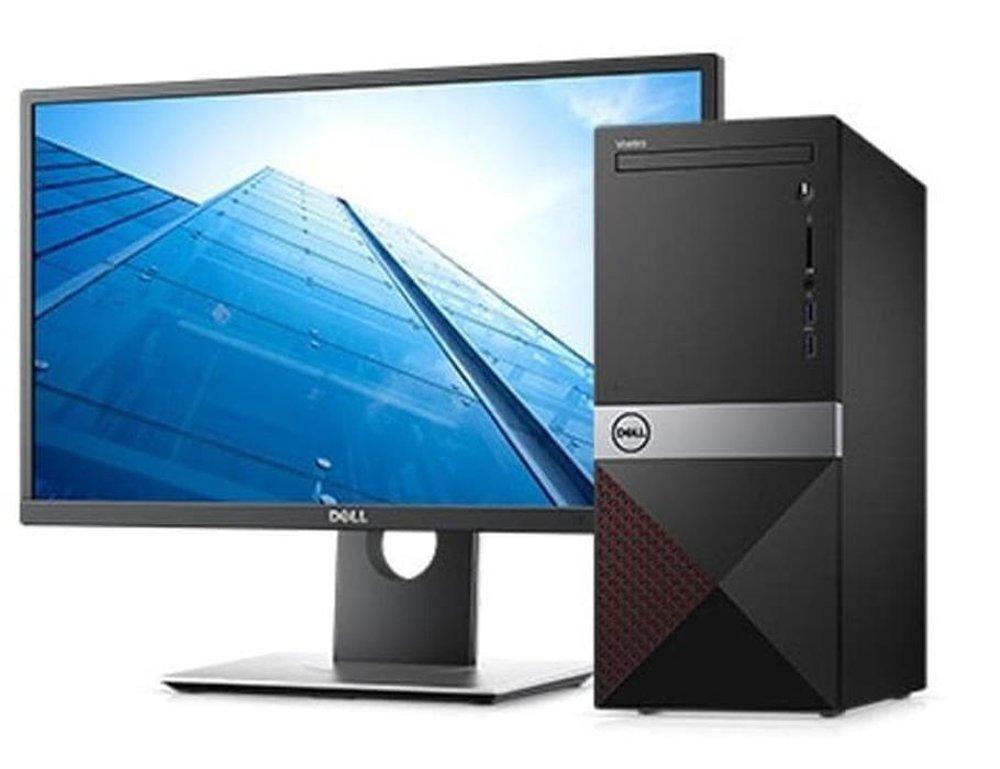 Máy tính để bàn/ PC Dell Vostro 3470 ST (G5400/4GB/1TB/DOS) (HXKWJ1) hiệu năng mạnh mẽ trong một thân hình nhỏ gọn.