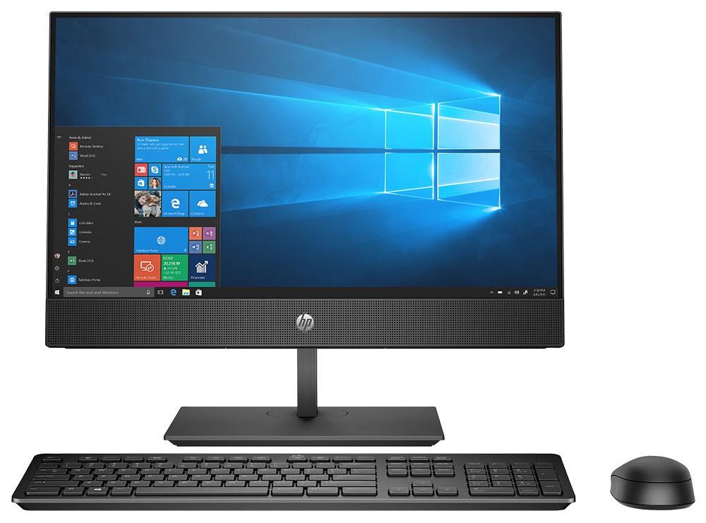 """Máy tính để bàn/ PC HP AIO ProOne 600 G4 (i5 8500T/4GB/1TB/Win) 21.5"""" FHD Touch (4YL98PA)"""