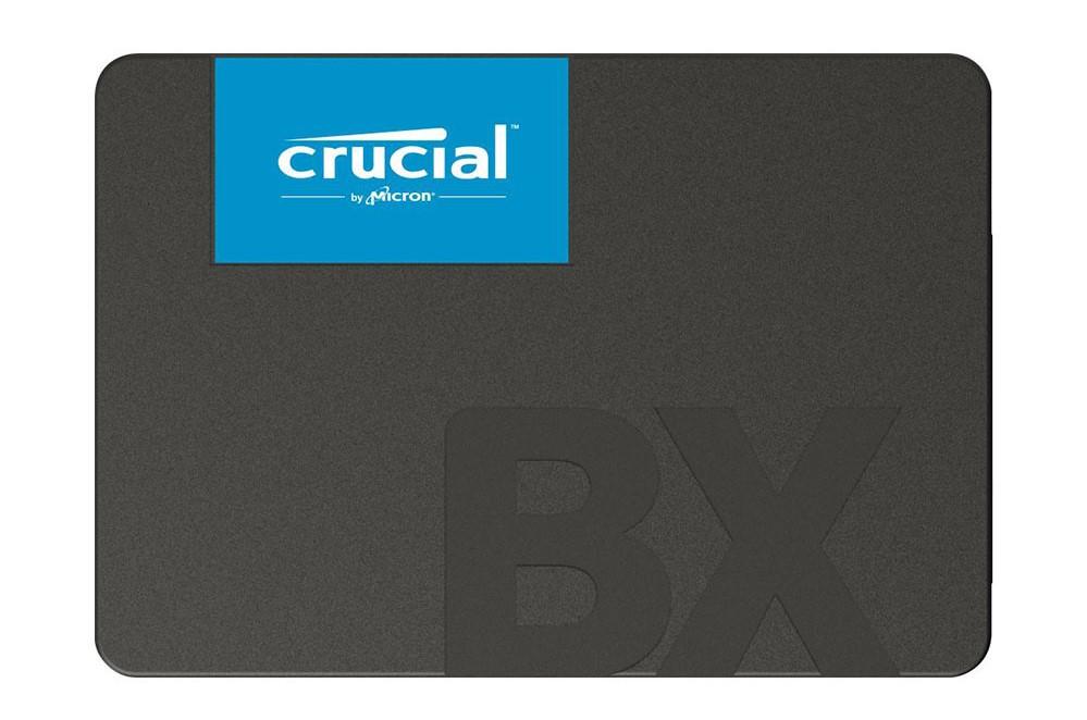 """Ổ cứng SSD Crucial BX500 2.5"""" 120GB 3D NAND SATA 6.0Gb/s (CT120BX500SSD1) tăng tốc cho hệ thống của bạn"""
