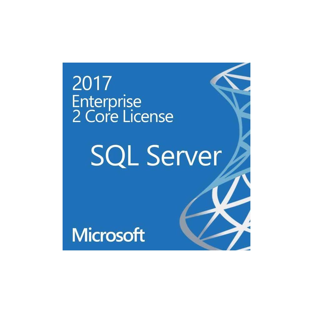 Phần mềm SQLSvrEntCore 2017 SNGL OLP 2Lic NL CoreLic Qlfd (7JQ-01275)