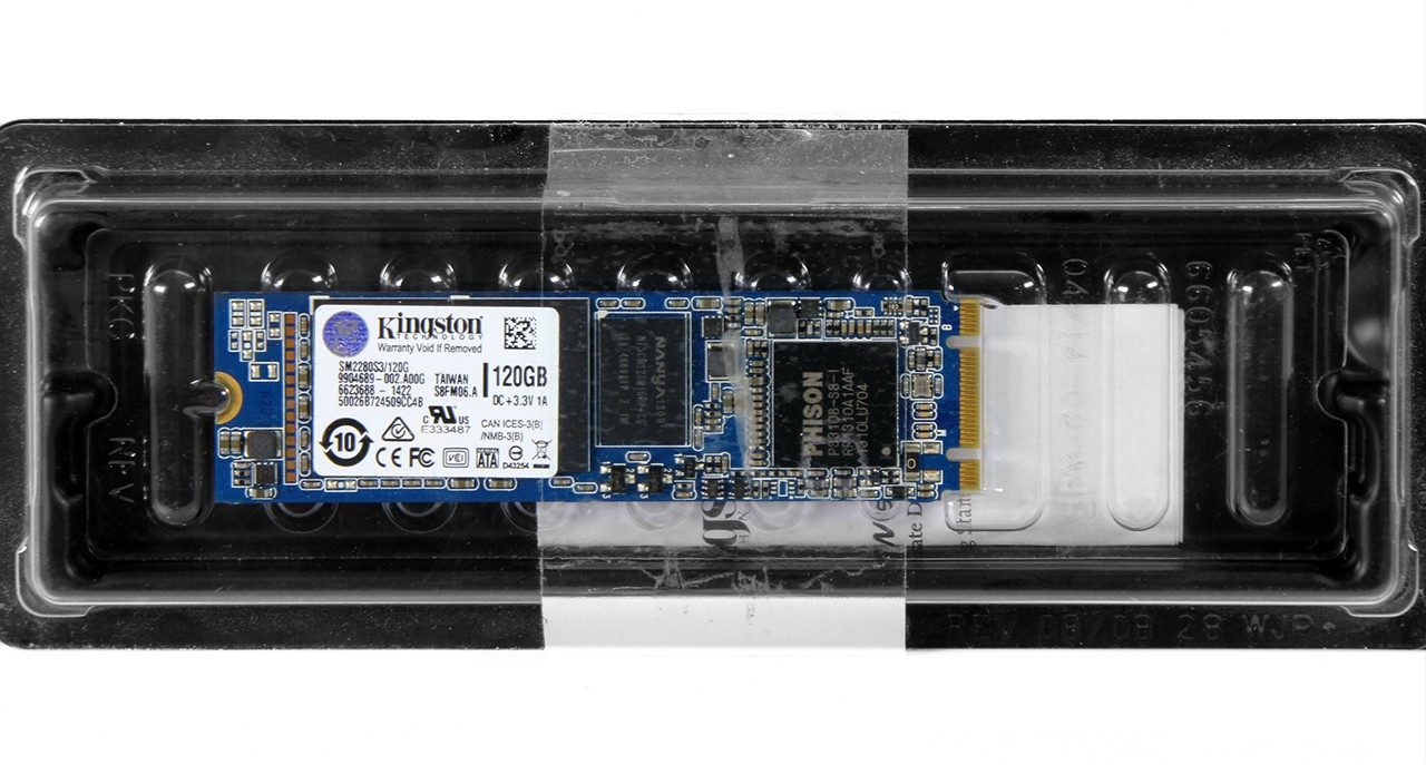 Ổ cứng SSD Kingston 120GB M2 Sata (SUV500M8)