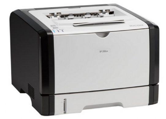 máy in laser trắng đen RICOH SP 320DN-2