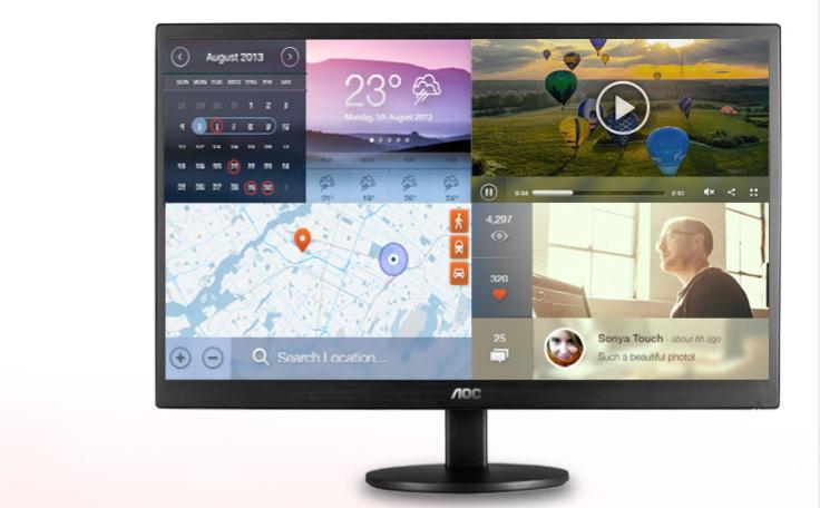 Màn hình LCD AOC E970SWNL