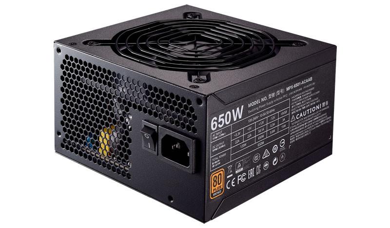 Nguồn CM MWE Bronze 650W
