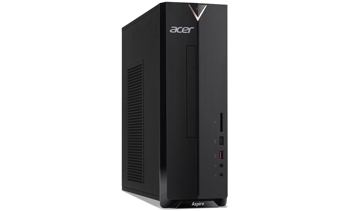 Máy tính để bàn / PC ACER AS XC-885 (i3-8100/4G/1TB/Win 10) (DT.BAQSV.008)