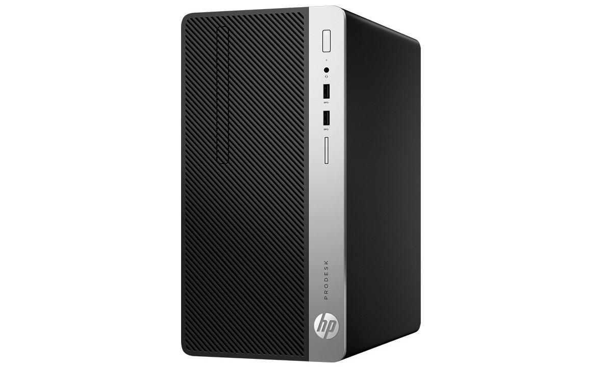 Máy tính để bàn/ PC HP ProDesk 400 G5 MT (i3 8100/4G/1TB/Dos) (4ST31PT)