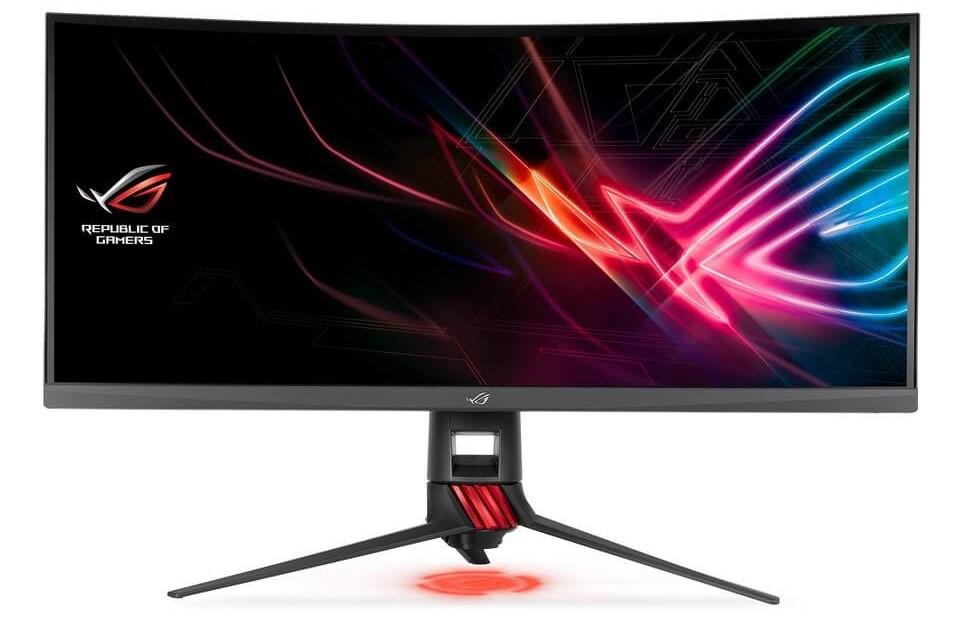 Màn hình LCD Asus ROG Strix XG35VQ