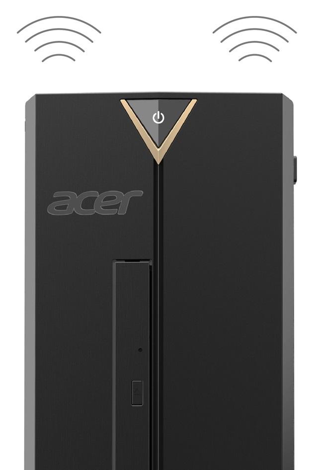 Máy tính để bàn / PC ACER AS XC-885 (i5-8400/4G/1TB/VGA 2GB) (DT.BAQSV.003)