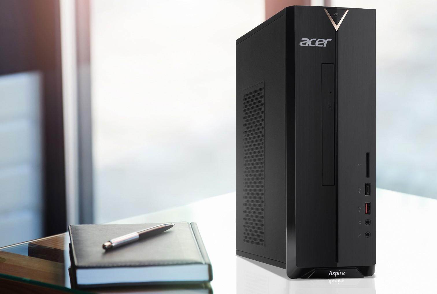Máy tính để bàn/ PC ACER AS XC-885 (G5400/4G/1TB) (DT.BAQSV.006)