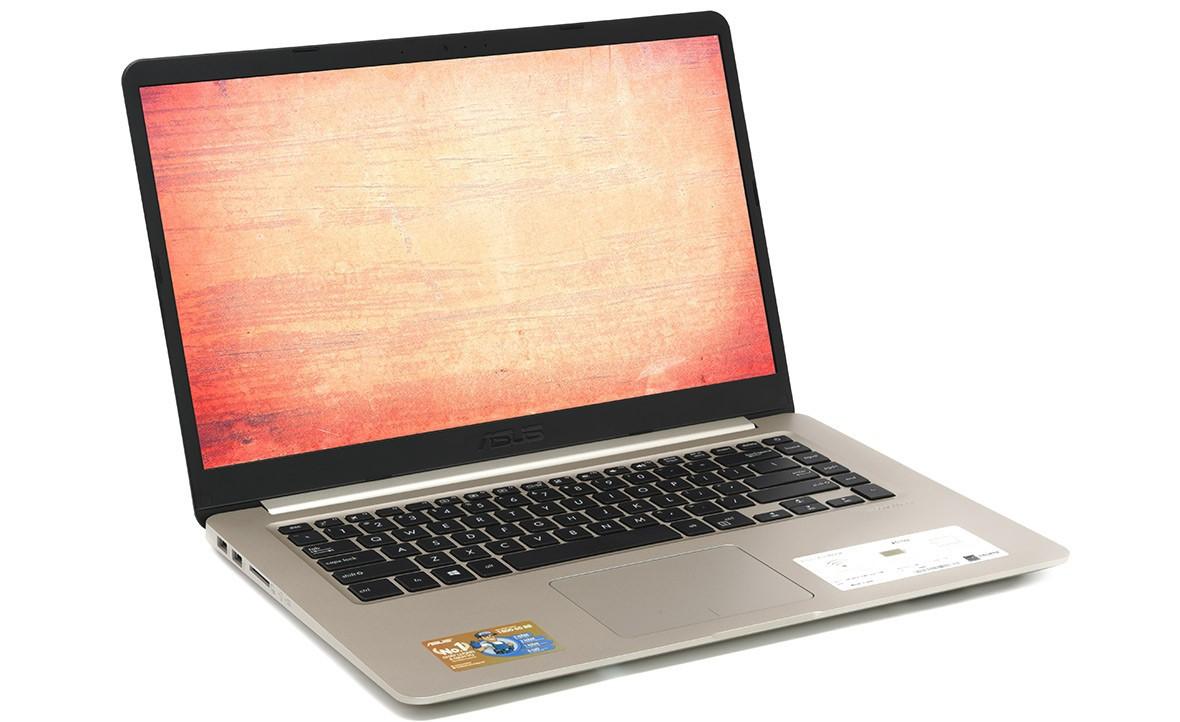 Máy tính xách tay/ Laptop Asus A510UA-EJ111T (i3-8130U) (Vàng)