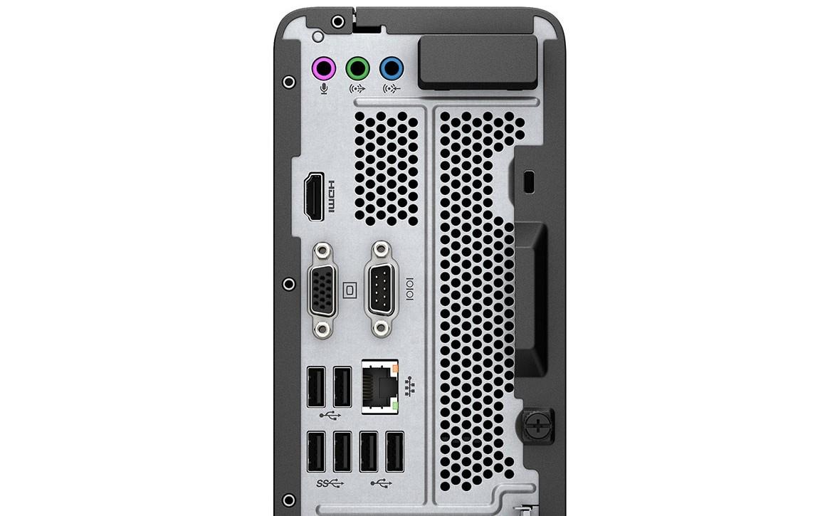 Máy tính để bàn/ PC HP 280 G3 SFF (G5400/4GB/500GB/Dos) (4MD65PA)