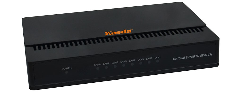 Thiết bị mạng/Switch KASDA KS108