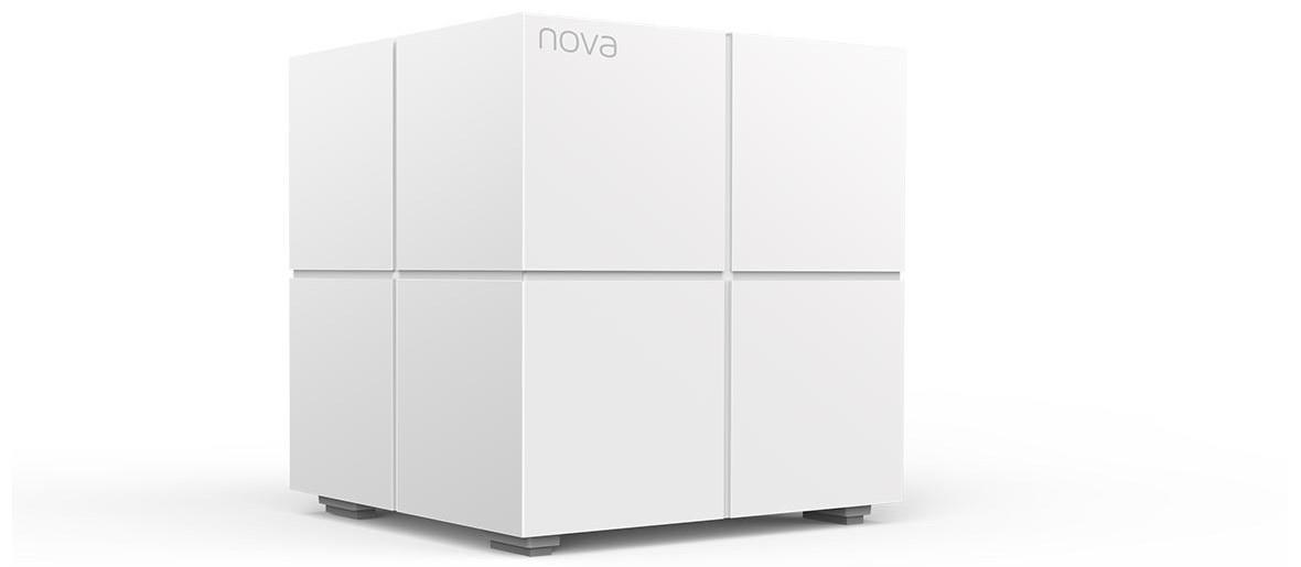 Thiết bị mạng/ Router Tenda NOVA MW6 (3 Pack) (Trắng)