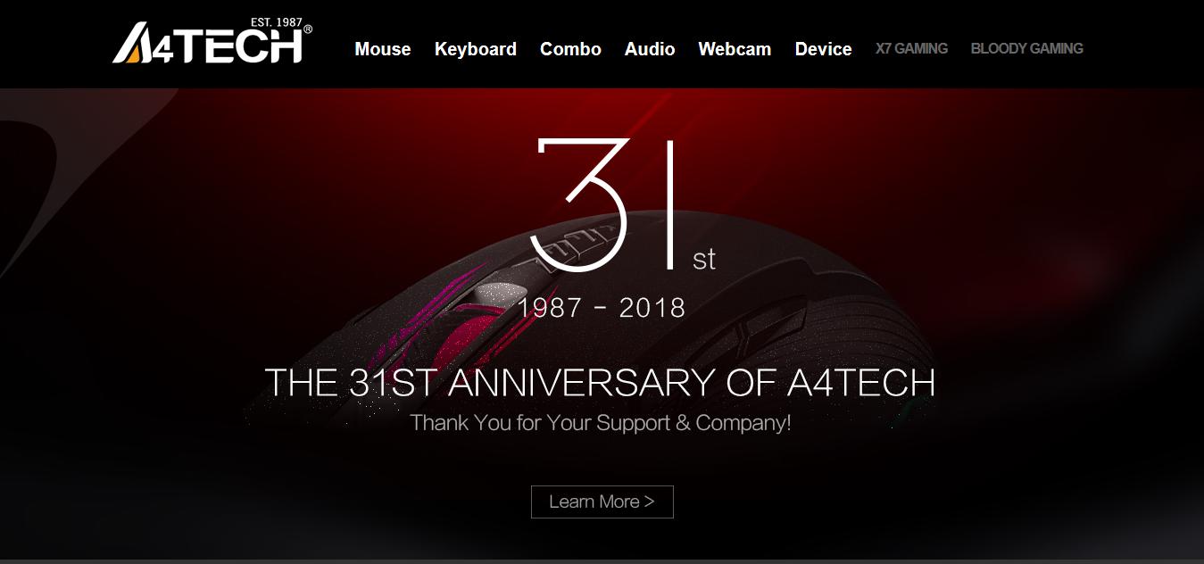 A4Tech Co. Ltd