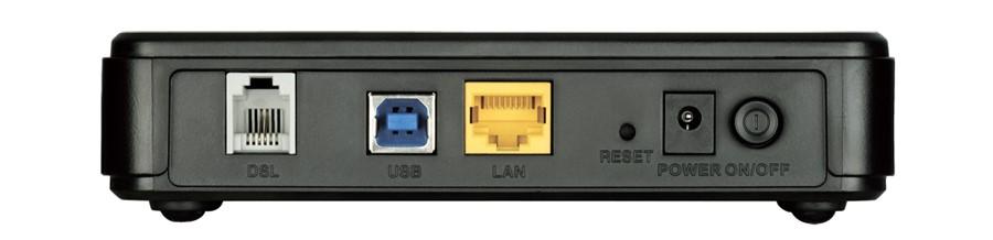 Bộ định tuyến/ ADSL D-Link 526E