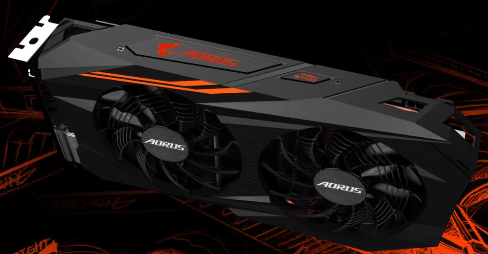 AORUS Radeon™ RX580 8G