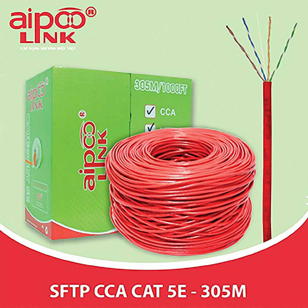Aipoo Link S-FTP Cat 5e-CCA 305M