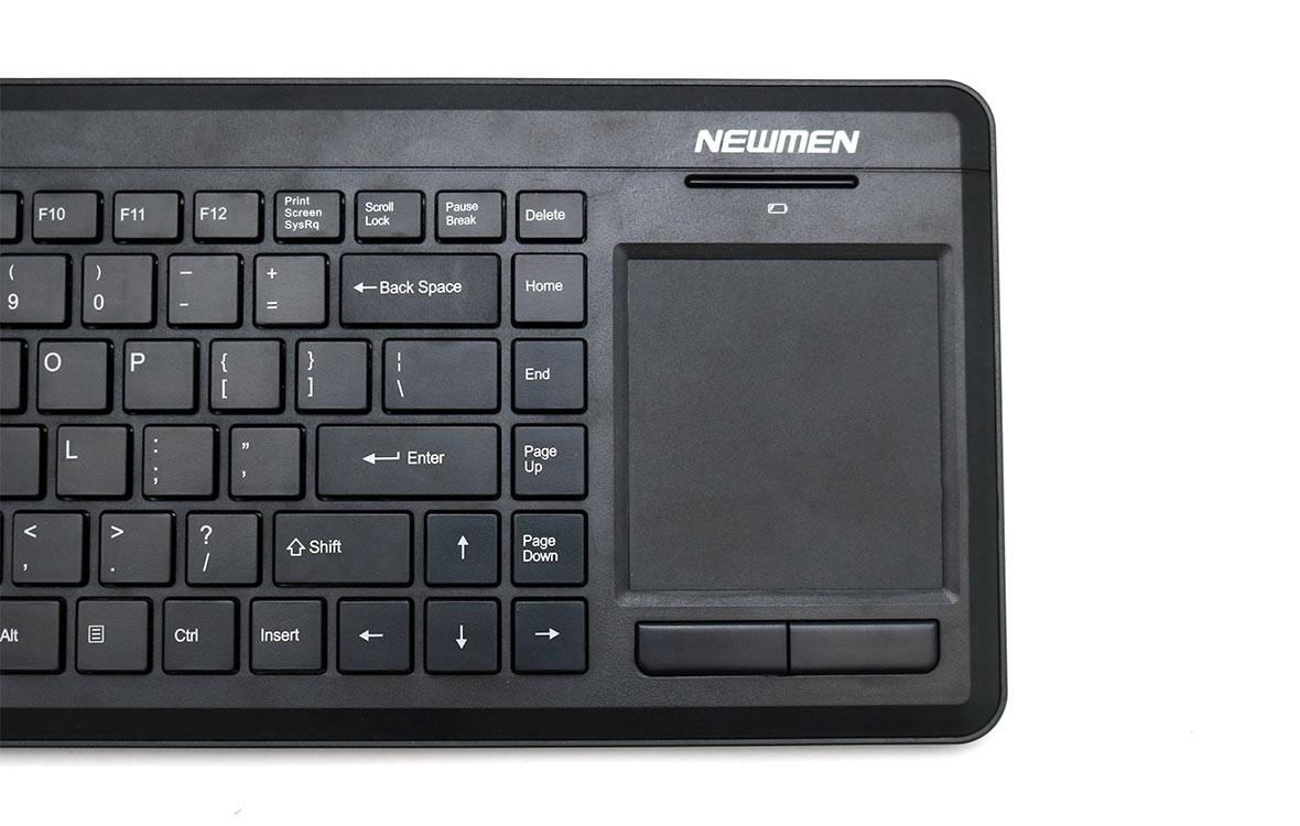 Bàn phím+ Chuột Newmen không dây K640TP