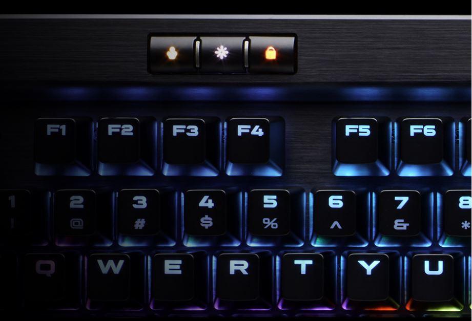 Bàn phím Corsair K70 MK.2 RGB MXSpeed