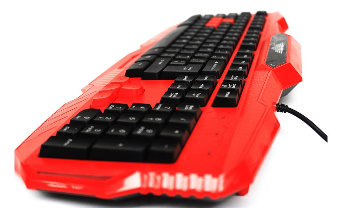 Bàn phím Newmen KB810 (P/S2) (Đỏ)
