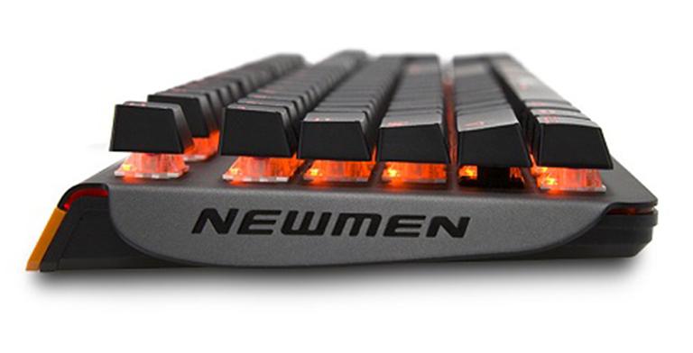 Bàn phím cơ Newmen GM368 Single Led