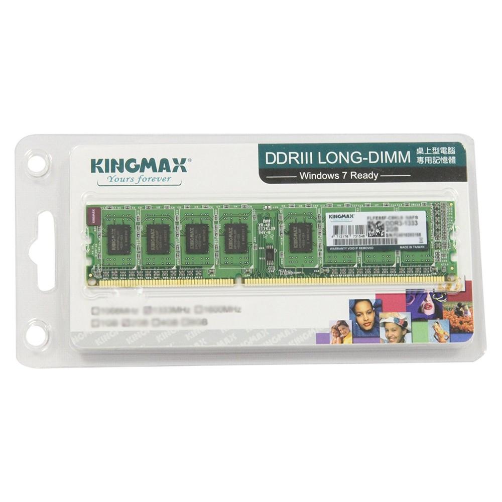 Bộ nhớ DDR3 Kingmax 8GB (1600)