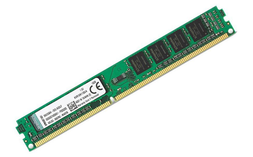 Bộ nhớ DDR3 Kingston 4GB (1600) (KVR16N11S8/4)