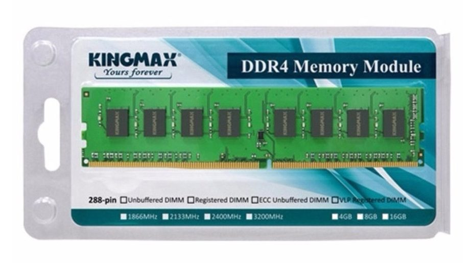 Bộ nhớ Ram Kingmax 4GB DDR4 2666