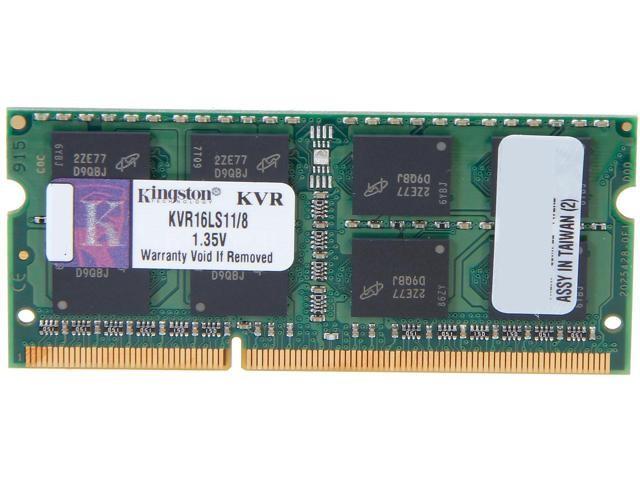 Bộ nhớ laptop DDR3 Kingston 8GB (1600) (DDR3L)
