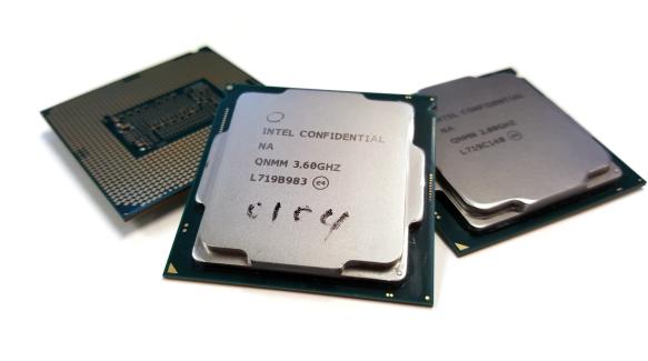 CPU Core I5-8600K (3.6GHz)